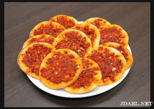 طريقة عمل فطاير المحمرة من المطبخ السوري