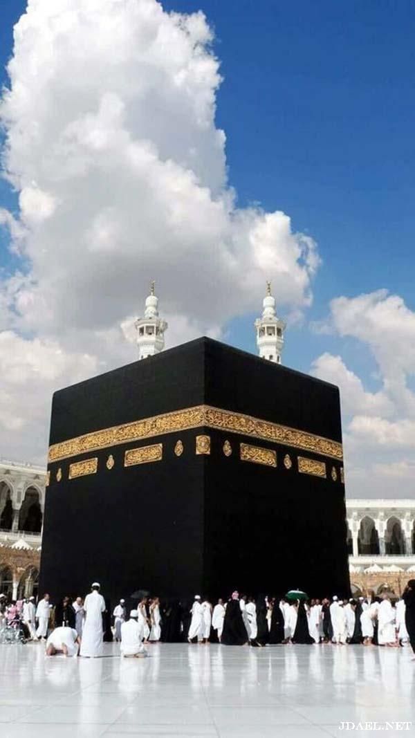 اروع الصور من زوايا واركان بيت الله الحرام