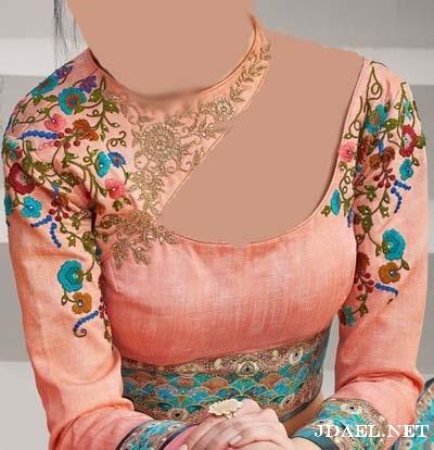 انواع التطريز الهندي والتركي ملابس 158932415596566.jpg