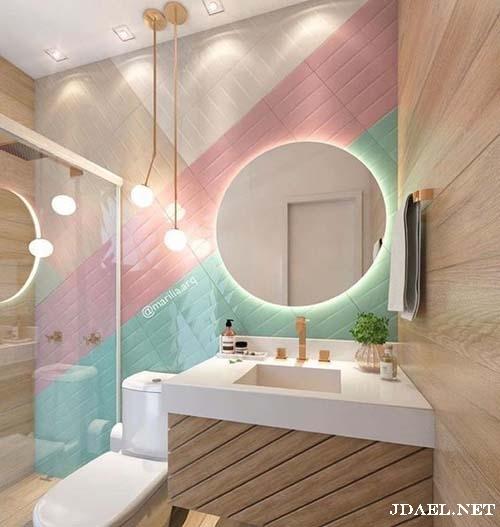 ديكور حمامات راقية تركيب السراميك 159036727383381.jpg