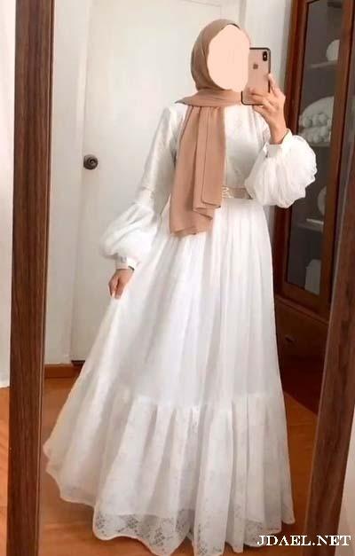 ملابس حجاب. وموديلات تنانير وبلايز للمحجبات