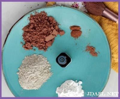 صناعة كريم اساس بمواد طبيعية بيدك