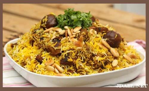طريقة عمل لحم تحت العيش من المطبخ البحريني