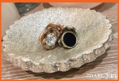 صناعة صحون للمجوهرات والاكسسوار بعجينة السراميك