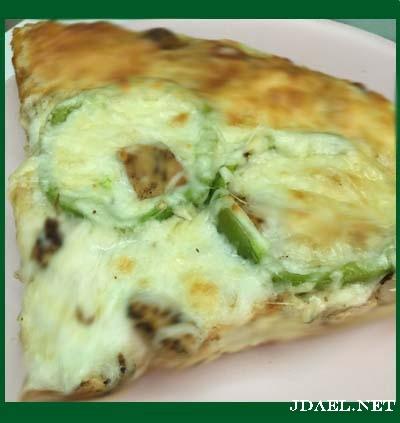 عجينة بيتزا بطعم التوابل