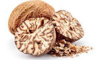 فوائد جوزة الطيب للبشرة وترميم الجلد